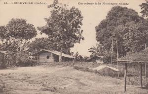 Carrefour A La Montagne Sainte, Libreville (Gabon), Africa, 1900-1910s