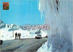 Postcard Modern Valls of Andorra