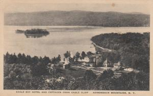 ADIRONDACK MOUNTAINS , New York, 20-30s; Eagle Bay Hotel & Cottages