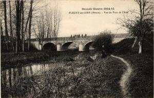 CPA Grande Guerre 1914-15 Fleury sur Aire (Meuse) (125779)