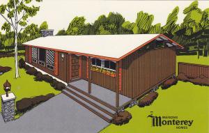 ADV: Maisons Monterey Homes, Seigneurie, Canada, 1940-1960s (2)
