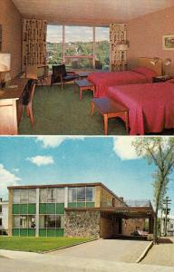 Park Town Motor Hotel, SASKATOON, Saskatchewan, Canada, 40-60´s