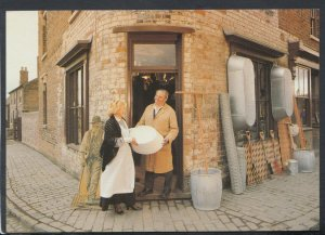 History Postcard - The Black Country Museum, Dudley - The Hardware Shop T7061