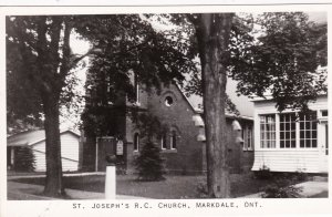 RP: MARKDALE, Grey Co, Ontario, Canada, 10-20s; St. Joseph's R. C. Church