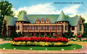 Pennsylvania Reading Country Club 1953