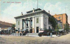 SALT LAKE CITY , Utah, 1900-10s ; Salt Lake Theatre
