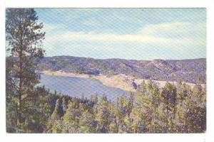 Pactola Dam, Black Hills, South Dakota, 40-60s