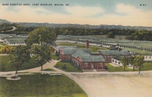 MACON , Georgia , 1930-40s ; Camp Wheeler
