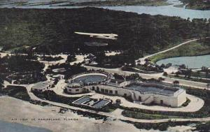Florida Marineland Air View Of Marineland
