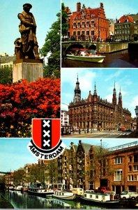 Netherlands Amsterdam Multi VIew