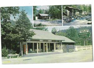 Bohanan's Cabins near Entrance of Smokey Mountains National Park Tennessee
