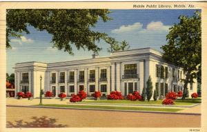AL - Mobile. Mobile Public Library