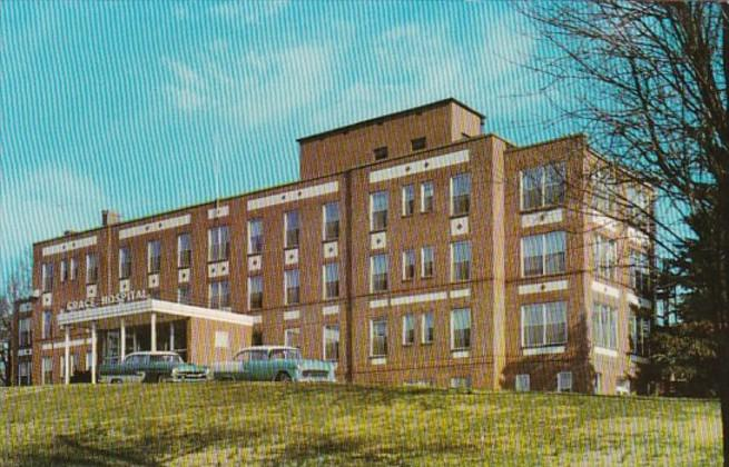 North Carolina Morganton Grace Hospital