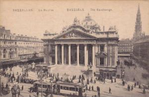 BRUXELLES, The Ex-change, Belgium, 00-10s