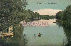 Old Postcard Olivet edges of Loiret