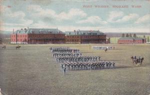Military Band, Fort Wright, Spokane, Washington, 00-10s