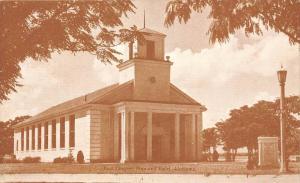 11516  AL  Maxwell Field 1930's   Post Chapel