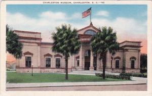 South Carolina Charleston Museum