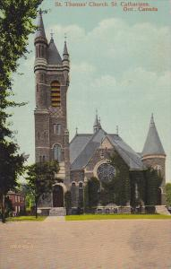 St. Thomas´ Church, St Catherines, Ontario, Canada, 00-10s