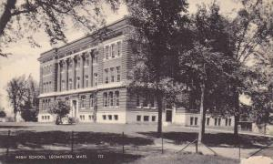 Massachusetts Leominster High School