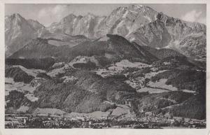 Austria Hallein gegen den Hohen Goll