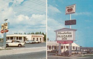 OCALA & NAPLES, Florida, 50-60s ; Plantation Pancake Inn