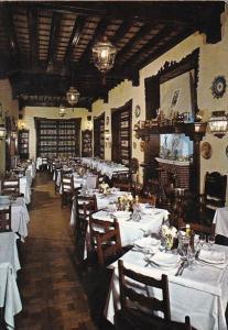Spain Murcia Hotel Reina Victoria Dining Room