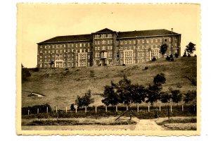 Belgium - Jambe-Namur. Sisters of Ste Marie Boarding School, Front