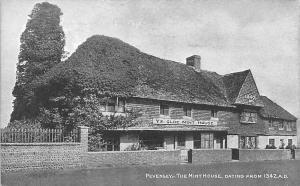 Pevensey Ye Olde Mint House Dating from 1342 a.d. (East Sussex)