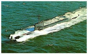 12200  Submarine   U.S.S. Tullibee