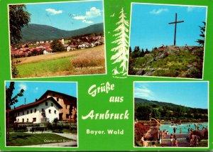 Germany Gruesse aus Arnbruck Multi View