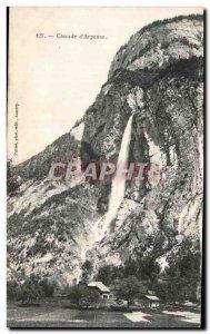 Old Postcard Cascade d & # 39Arpenaz