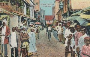 KARACHI , Pakistan , 00-10s ; Boree Bazaar
