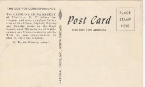 CHARLOTTE , North Carolina , 1930-40s ; Carolina China Market