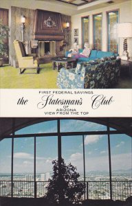 2-views,  First Federal Savings Statesman's Club,  Phoenix,  Arizona,   40-60s