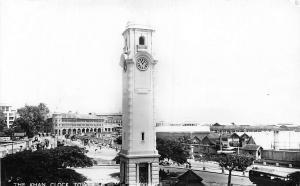 Ceylon Sri Lanka, The Khan Clock Tower