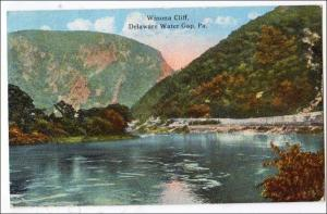 Winona Cliff, Delaware Water Gap PA
