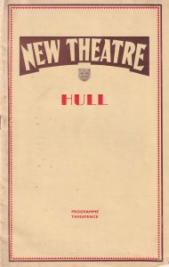 Devils Sanctuary The Exorcist At Hull Horror Theatre 1941 WW2 Programme