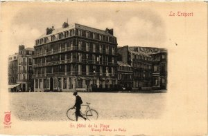 CPA Le TRÉPORT-Gr.Hotel de la Plage (348186)