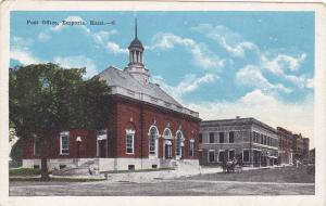 EMPORIA, Kansas, 1900-1910's; Post Office