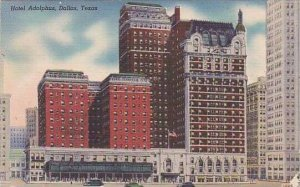 Texas Dallas Hotel Adolphus