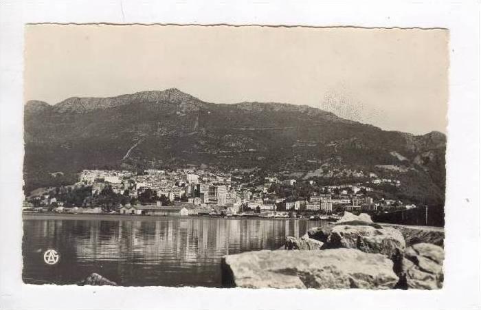 RP  BOUGHIE, Algeria, 30-50s, Vue generale depuis la grand Jette
