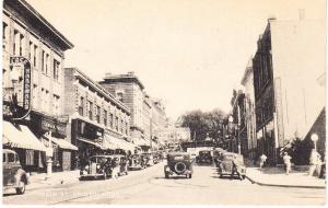 Main Street  Bristol Conn.