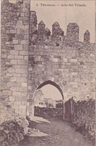 Spain Trujillo Arco del Triunfo