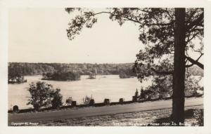 RP; 1000 Islands, Ontario , 1930-40s ; Highway View