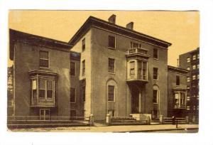 Cardinal's Residence, Baltimore, Maryland, 00-10s