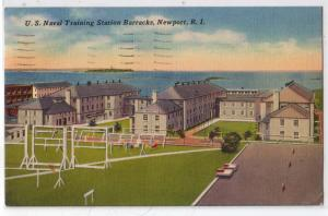 Naval Training Station, Newport RI