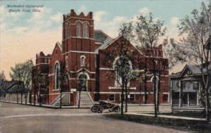Oklahoma Enid Methodist Episcopal Church 1909
