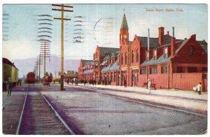 Ogden, Utah, Union Depot