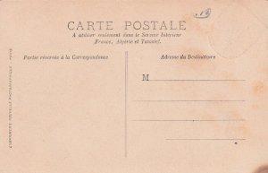FONTAINEBLEAU , France , 1900-1910´s ; Le Palais et l'Etang aux carpes